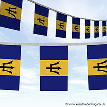 Chill out with our cool Barbados Bunting