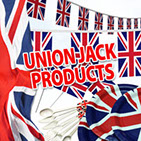 Union Jack Bunting and Paper Flags - plus many more Great Britain products